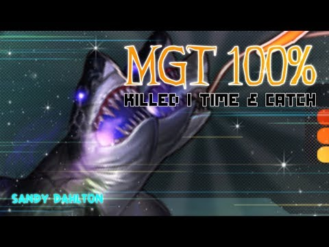 Fishing Superstars - Cerberus Shark MGT 100%