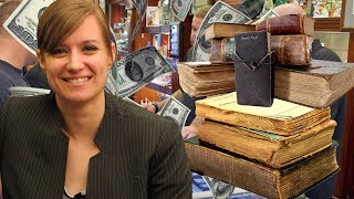 Top 5 Expensive Books Sold on Pawn Stars