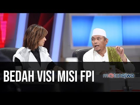 FPI: Simalakama Ormas