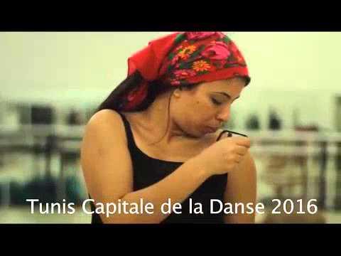 Tunis capital de la Danse 2016