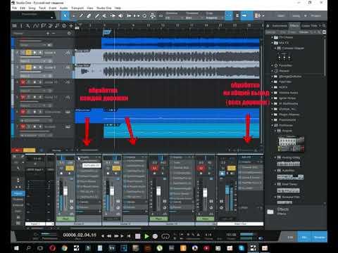 Обработка звука, плагины, секвенсор, что применяю и использую.Смотреть в 4K там качество лучше!