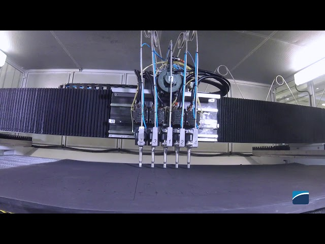 CMS WATERSPEEDY  High Production Waterjet Cutting System