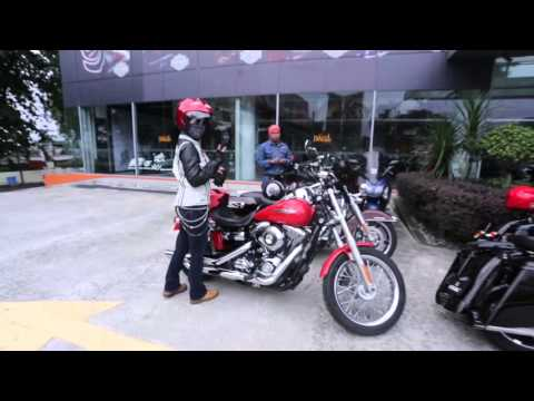 (FULL VIDEO) SULTAN OF JOHOR LAUNCHES STATE'S FIRST HARLEY-DAVIDSON DEALERSHIP