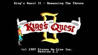 Kings Quest II: Romancing The Throne [Tandy]