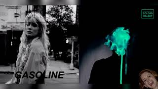 Download Colors x Gasoline - Halsey MP3 song and Music Video