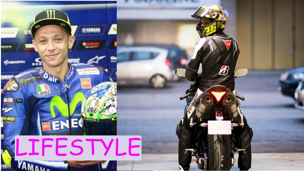 valentino rossi lifestyle (Biography , Cars ,House , Net worth)
