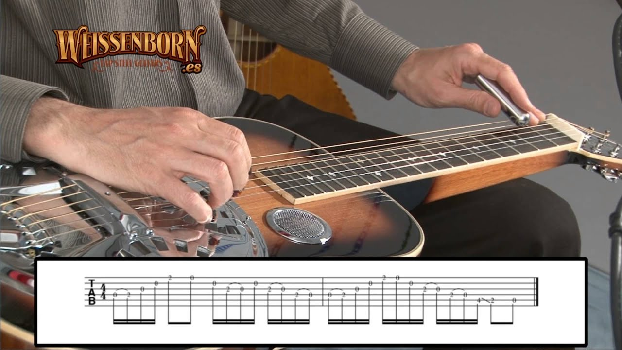 How To Play Bluegrass Country Music On Steel Guitar With Fernando Perez Level 1