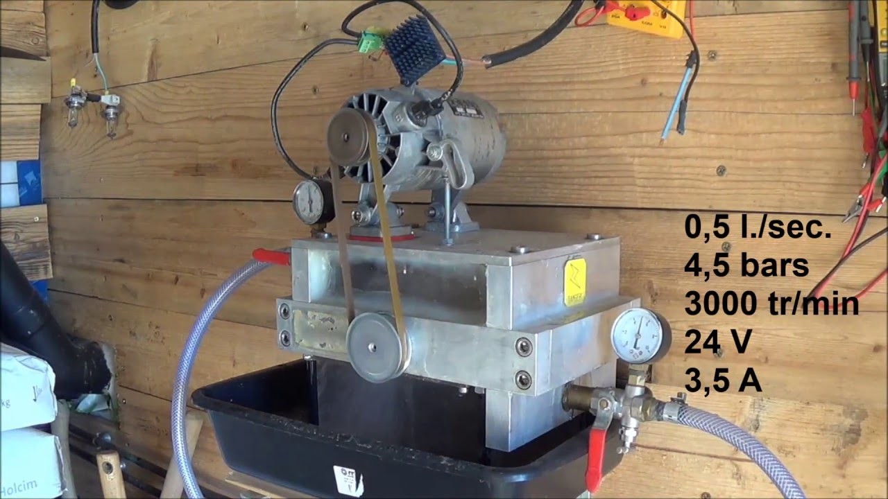 Pico turbine hydro lectrique youtube - Mini centrale hydroelectrique vente ...