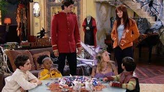 Сериал Disney - Джесси (Серия 1 Сезон 2) Стенания l Хеллоуин на канале Disney