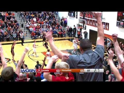 Ft  Loramie vs Versailles Boys' Basketball 01 09 2018 1#2