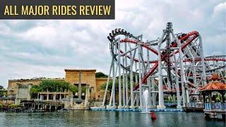 Best Rides At Universal Studios Singapore