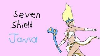 Seven Shield Janna