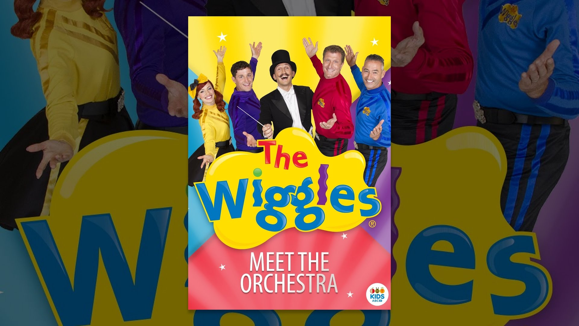 the wiggles meet orchestra trailer