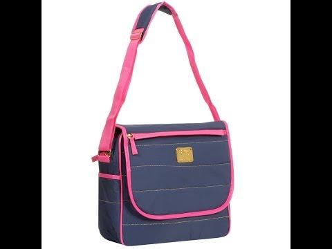 Сумка для девочек Hello Kitty 504055 HK NG Blue Pink