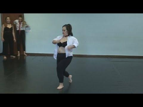La danza, otra forma de comunicarese para discapacitados