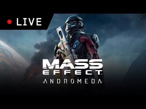 Rediff | Live Mass Effect Andromeda #1 FR PS4