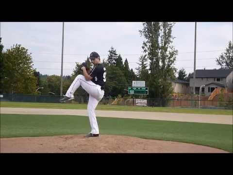 Andrew Hastings Pitching Prospect Video