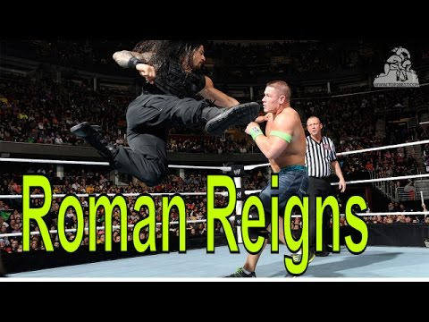 Information wrestling resumes on Roman Reigns