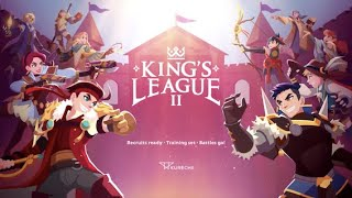 King's League II by Kurechii (on Apple Arcade)