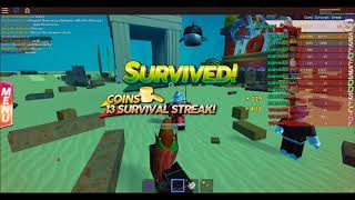 Roblox Survive The Disasters 2 Christmas Edition Part 1 thumbnail