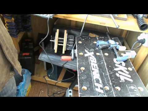 видео: Делаем сами деревянные шканты