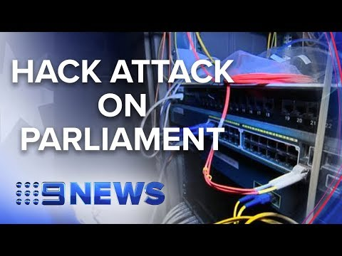 Australian parliament targeted in cyber-attack by foreign government | Nine News Australia Mp3