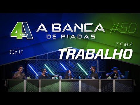 BANCA DE PIADAS - TRABALHO - #50 Participação Mhel Marrer