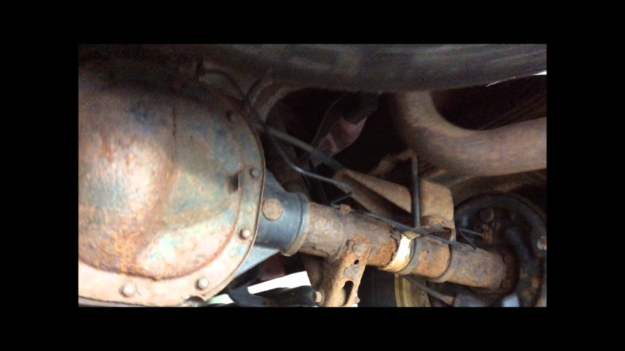 Ford Ranger With A Quiet Muffler Replacement In Quincy Youtube
