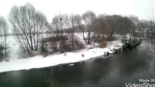 Не стандартный способ ловли окуня зимой в реке.(Рыбалка в Москве, на реке Десна! Моя карта Сбербанк (на..., 2016-12-31T16:22:42.000Z)