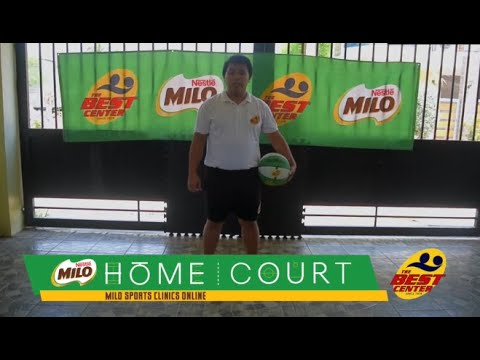 MILO Sports Clinics Online- Basketball: Week 2 (Ball Handling Drills)