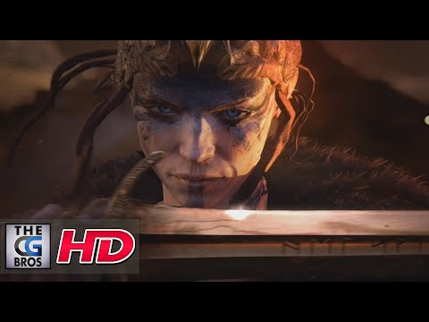 "CGI Behind the Scenes: ""Hellblade Dev Diary 16: The Face of Senua"" - by Ninja Theory"