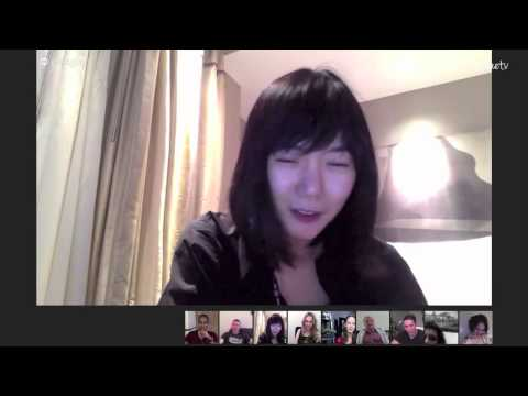 150716 global hangout with the cast of sense8 doonabae edit ver