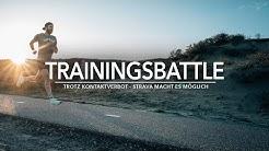 TRAININGSBATTLE MIT DEM TRAININGSBUDDY - TROTZ KONTAKTVERBOT
