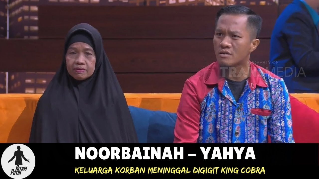 Download Kisah Tragis Rizky Yang Meninggal Digigit King Cobra | HITAM PUTIH (17/07/18) 3-4
