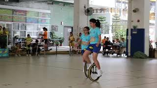 Publication Date: 2019-07-10 | Video Title: 19香港單輪車花式挑戰賽女子雙人花式甲組第五名