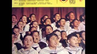Los Niños Cantores de Lima - Sul capello / Ou vas-tu Basile (1964)