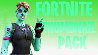 FORTNITE THUMBNAIL PACK #2! MADE WITH GSG YT_ITRYTOHARD! {CANDY PAINT POST MALONE}