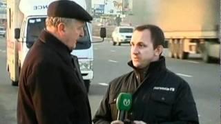 ДТП на Окружной в Киеве