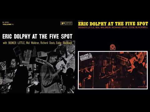 Fire Waltz - Eric Dolphy