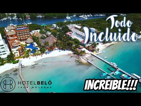 😱 Descubrimos 1 Hotel Todo Incluido 5* ISLA MUJERES 🔥 AWESOME HOTEL, Costos, Tips 🤩 nos ENCANTO ✅