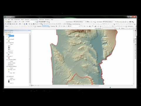 Israel (Part 1): GeoPhysical Israel