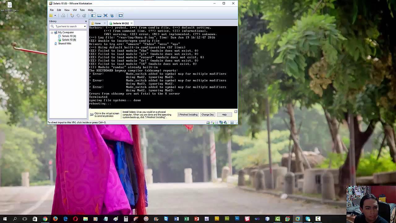 Tutorial Instalar Solaris 10 en VMware (Máquina Virtual)