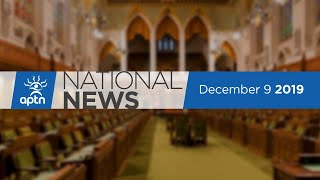APTN National News December 9, 2019 – Inuktutut language, Purchase protection, Bridge light up