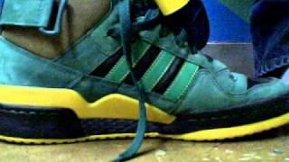 Adidas Originals & Wu Tang
