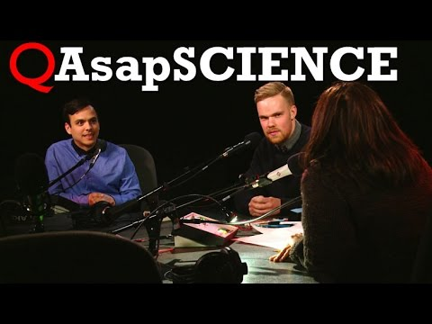 AsapSCIENCE's Mitchell Moffit & Gregory Brown in Studio Q