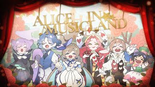 Alice in Musicland ・*✧Special …