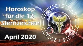 Horoskop 12 Sternzeichen im April 2020 - worauf ihr jetzt achten müsst!