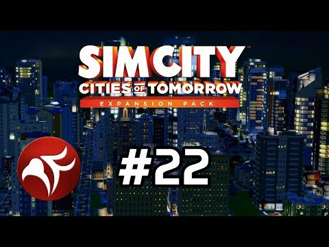 Locke Island's Population Explosion - SimCity Cities of Tomorrow Ep 22