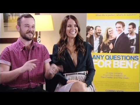 Daniel Henshall & Jodi Gordon - 'Any Questions for Ben?'