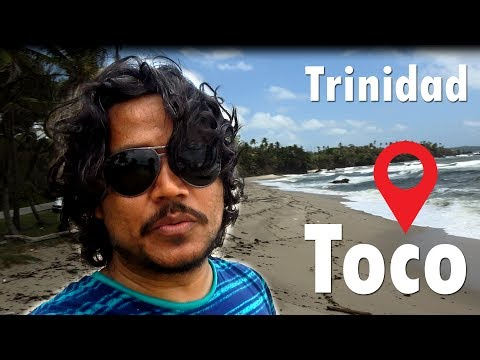 Toco Road Trip | Trinidad Travel Vlog